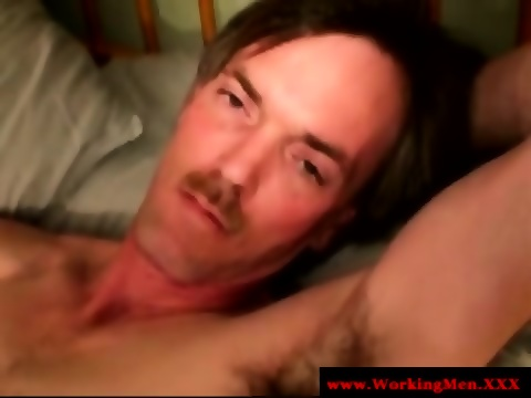 Gaystraight rough bear sucking cock