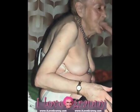Eating granny pussy clips