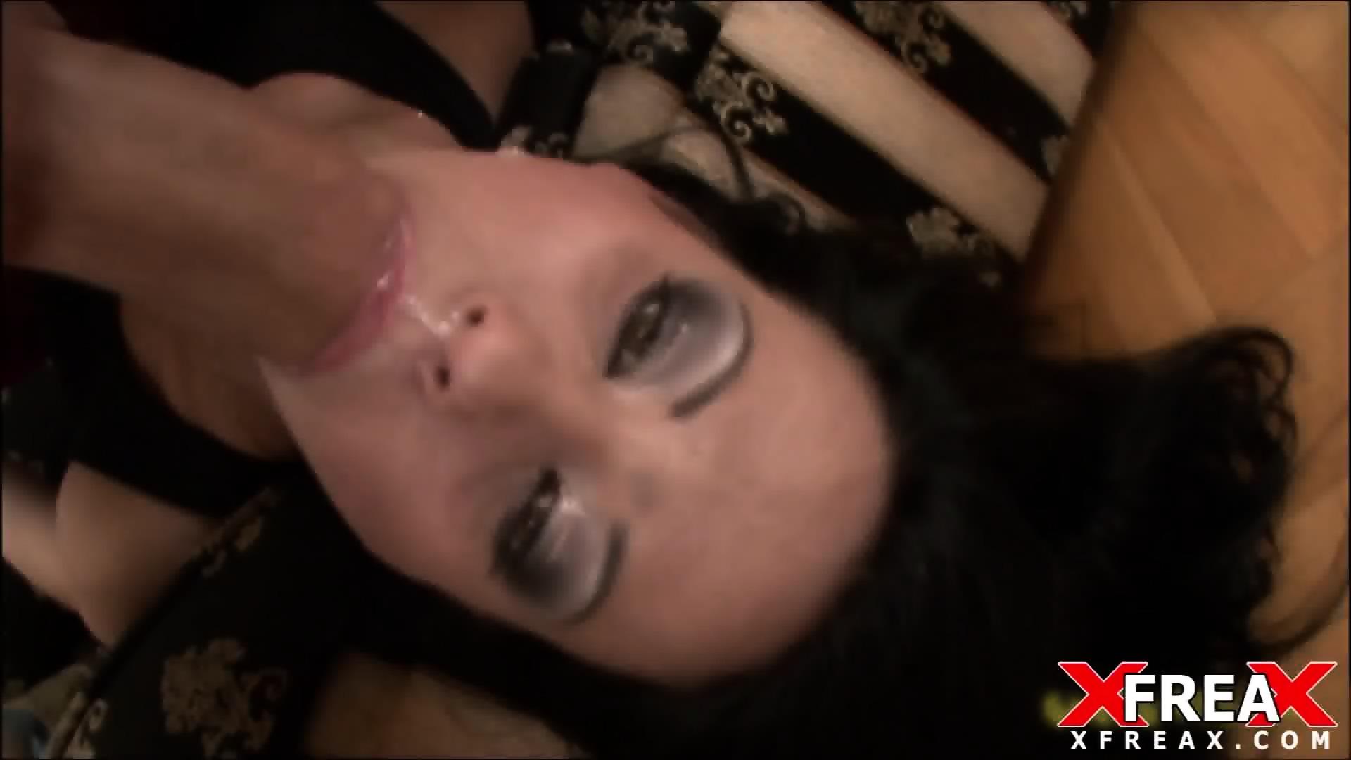 Goth porn xxx sexy