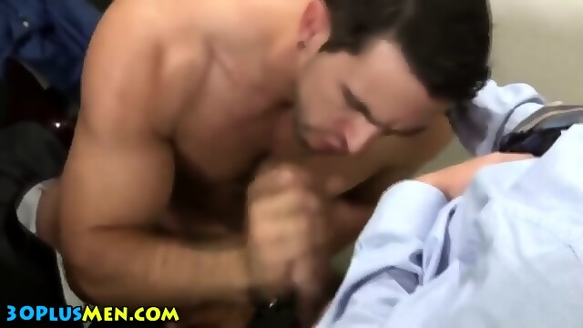 Ass pounding cum studs
