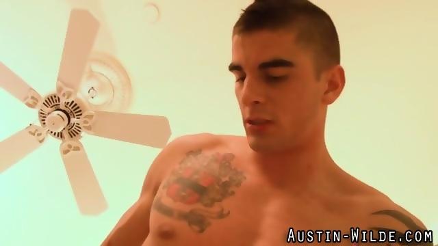 Austin Wilde Cum Covers