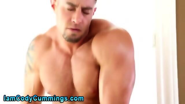 Cody cummings cock blown