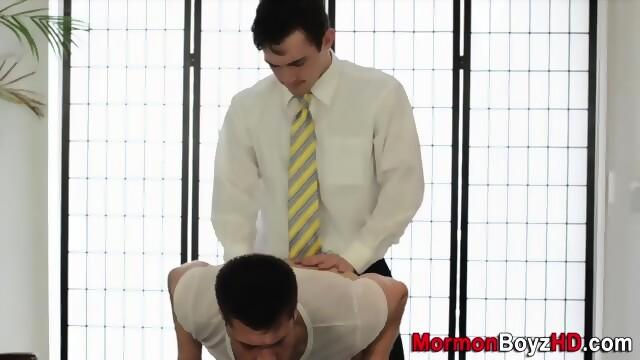 Mormons fuck and cum hard