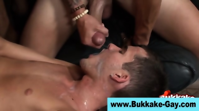 Sucking Stud Bukkaked