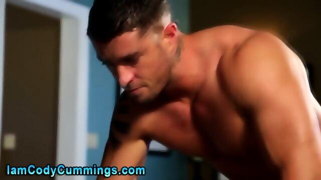 Cody cummings strips and tugs