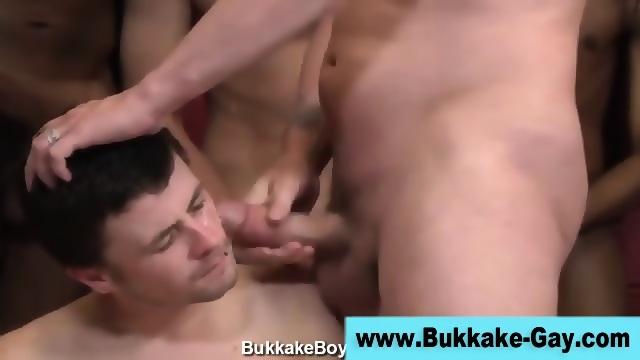 Ass Fucked Stud Bukkaked