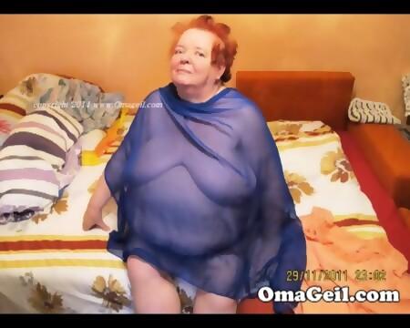 Granny sex tegneserie