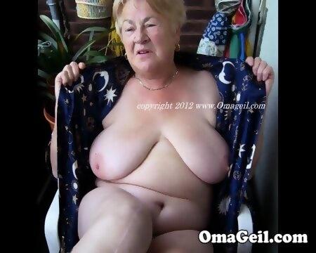 Old big boobs sex