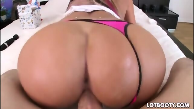 Spank girls diapered butts