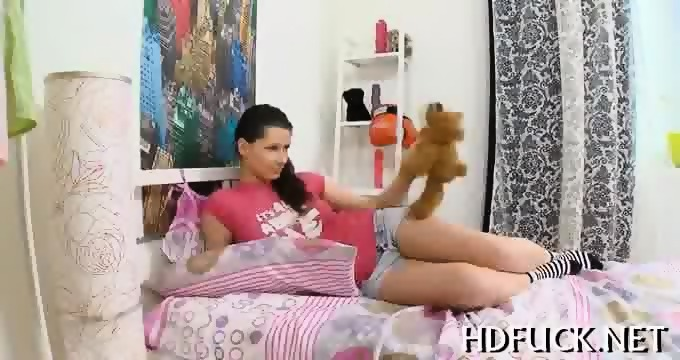 My daughter tried to suck my dick