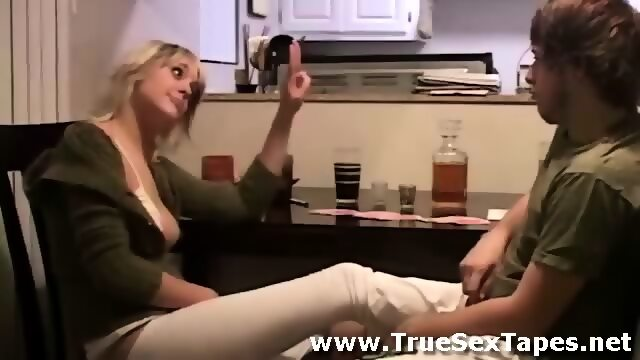 Young drunk sex