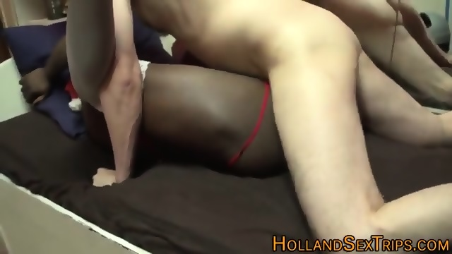Real dutch prostitute licked and fucked 10