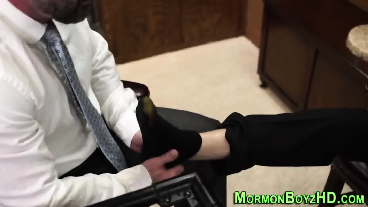 Mormon Bear Fucked Raw