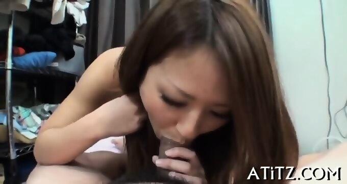 Blowjob tittyfuck