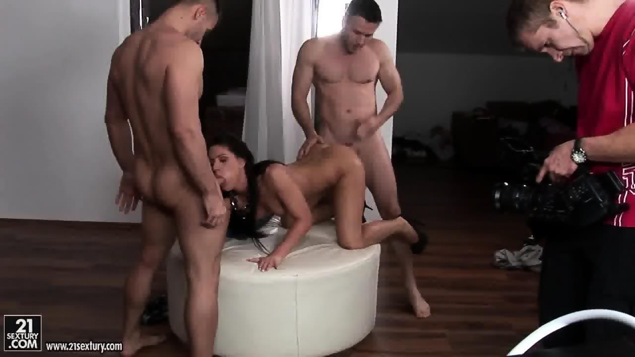 Mature women seducing young boy