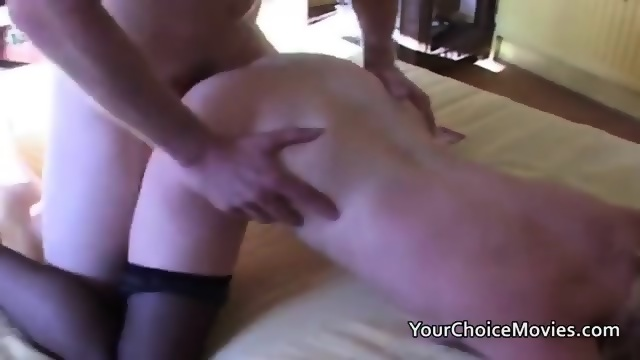 Blonde Moaning Sex