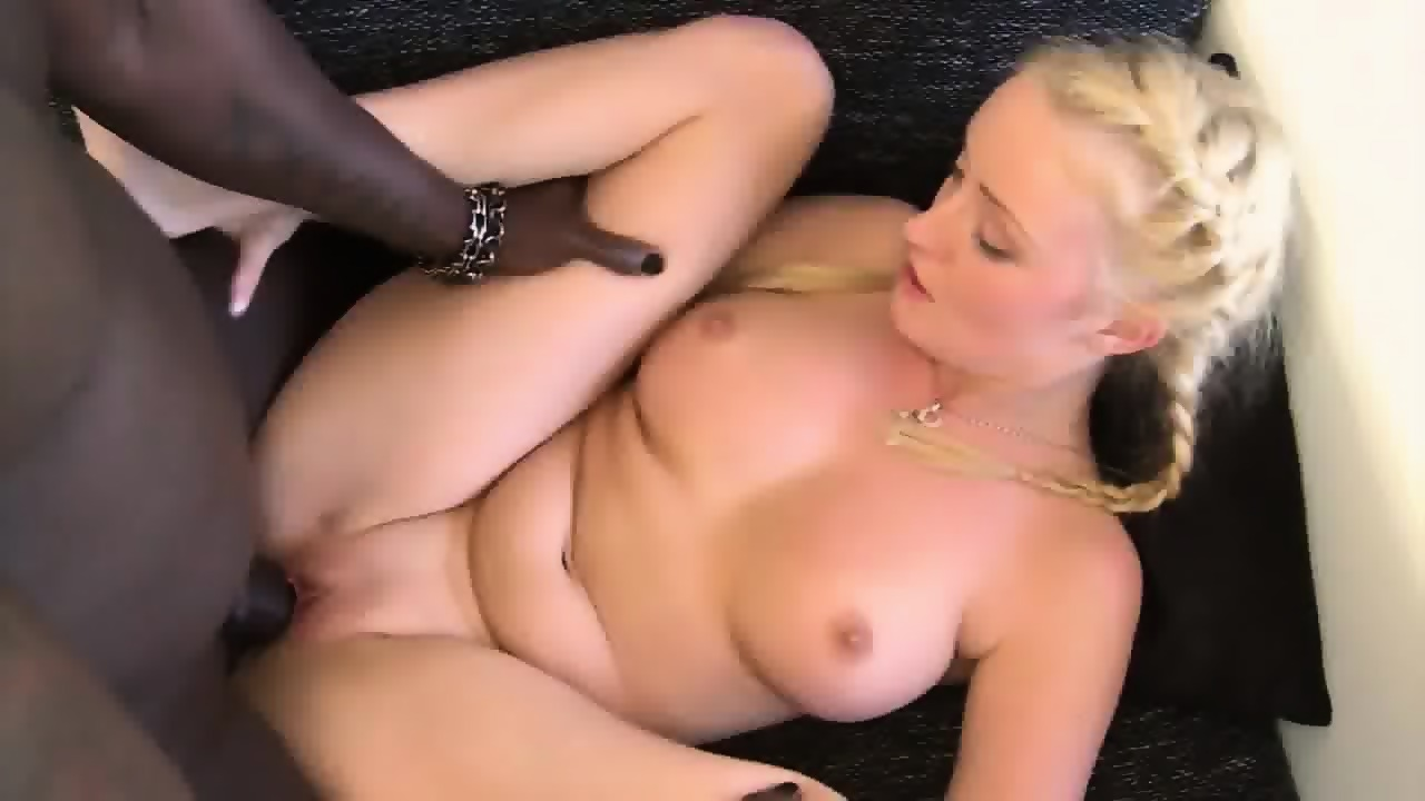 Blacked Blonde