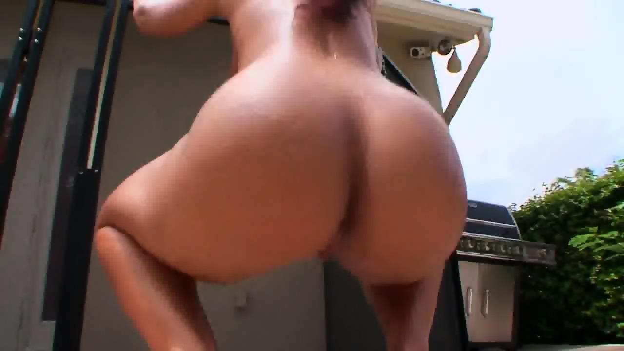 Big ass riding hd