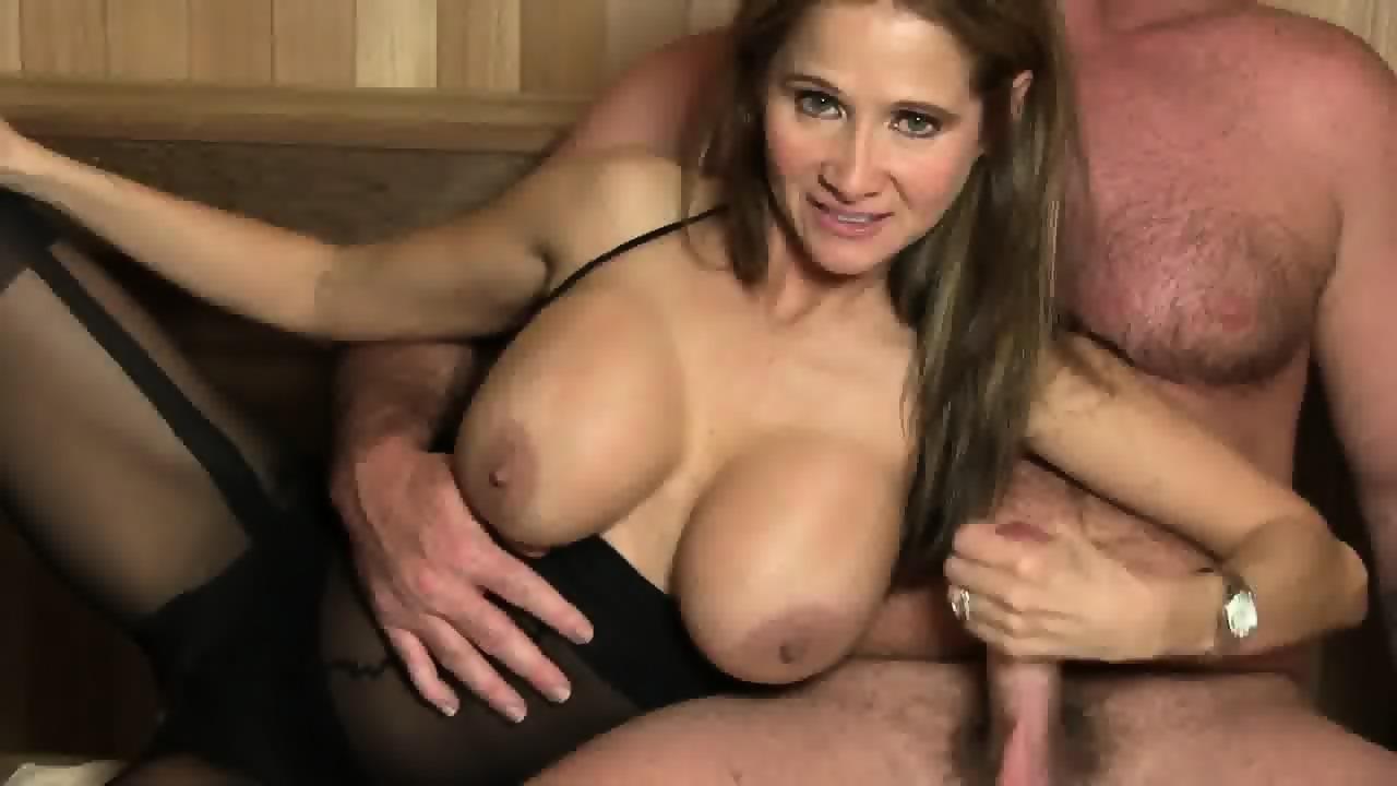 Ejaculating orgasm video