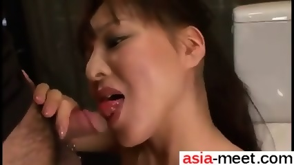Pussies dripping in cum