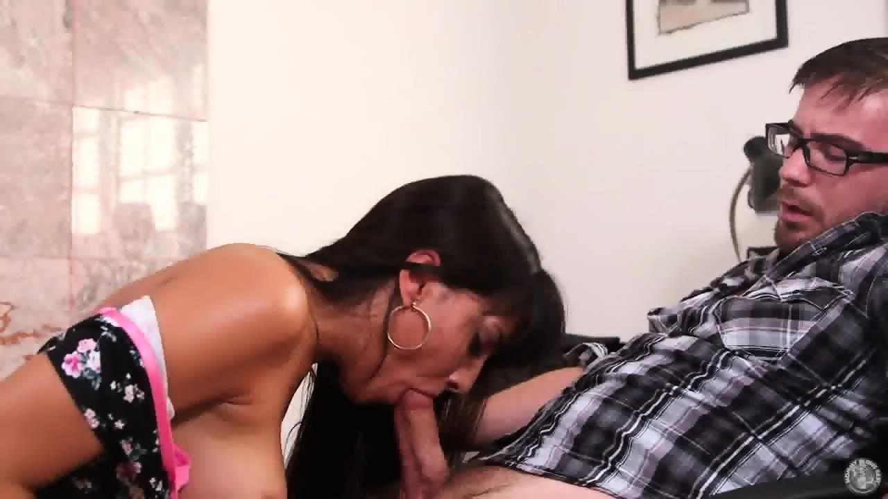 Tiny pussy mom likes dick com
