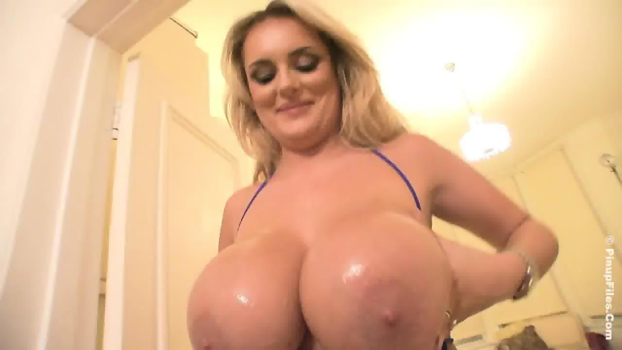 Boobs strip massive