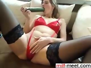 Piercing milf fuck