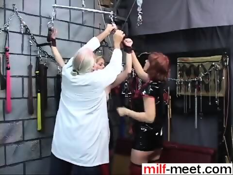 Interracial anal humiliation