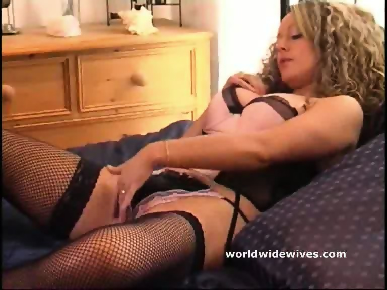 alone home Horny housewife