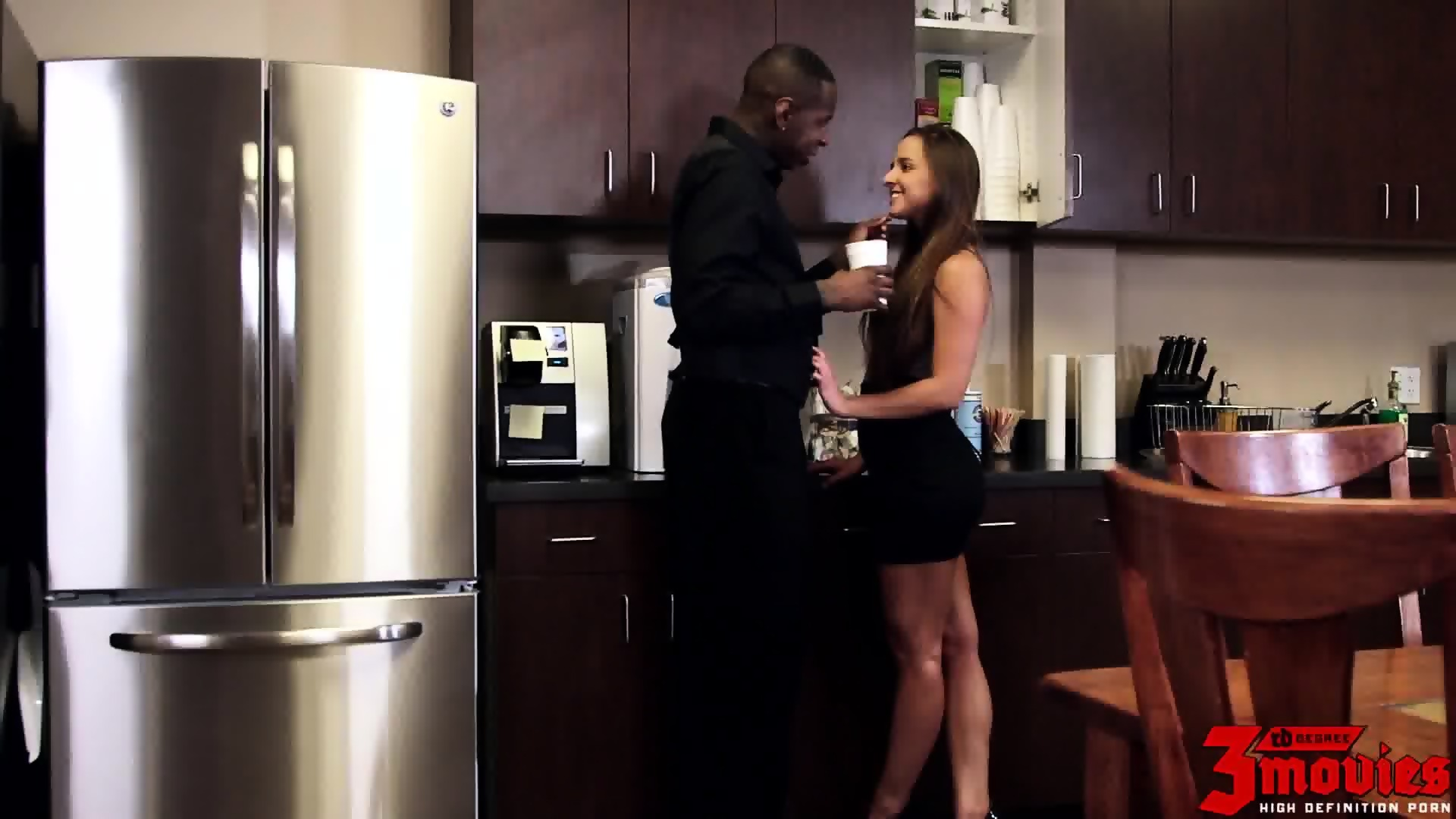 Apologise, but, wife fucked kitchen in the gets ebony can recommend