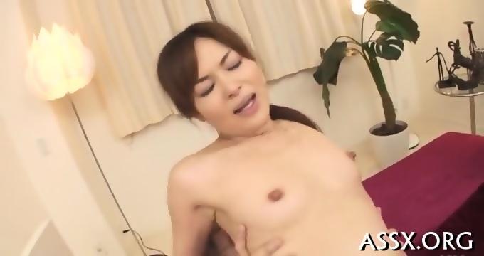 Asian pussy shaving