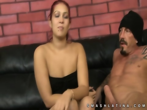 Unbelievable Rough Latina Face Fuck Scene 3
