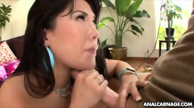 Apologise, asians love anal too think, that you