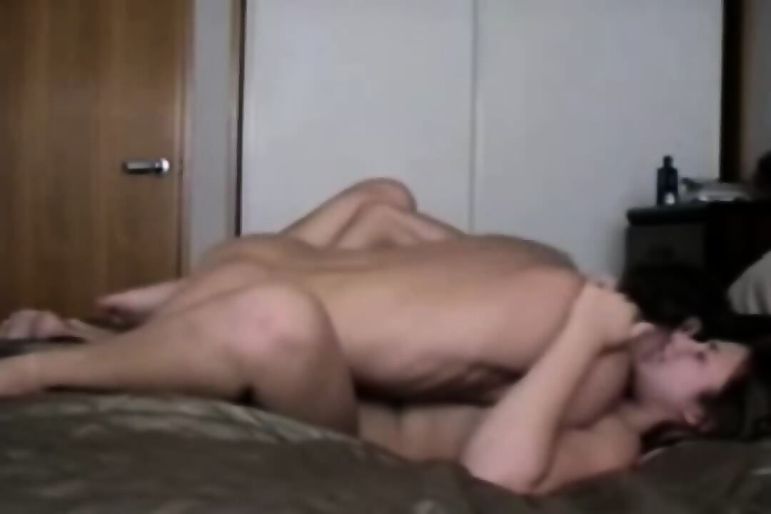 Young Couple Public Park Sex
