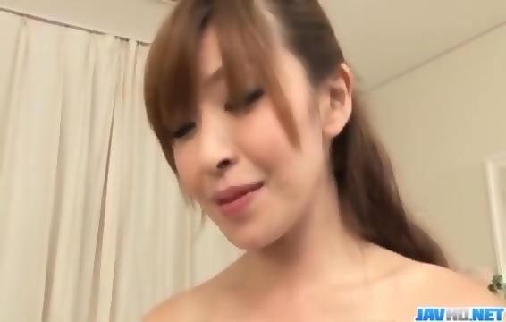 Koda riri enjoys dealing cock in her wet hol 6