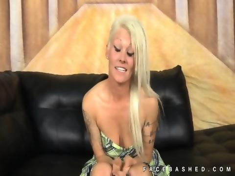 Bleach Blonde Slut