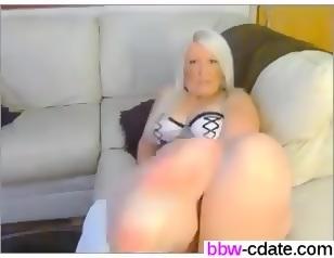 Bbw gilf webcam