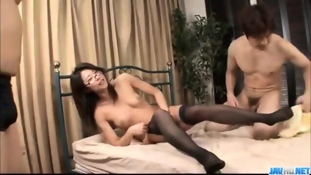 Something is. porn stockings asian threesome mizuki ogawa in think