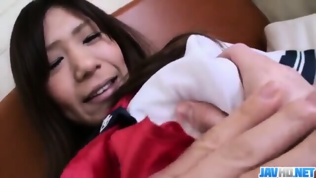 Yukari young doll sucks cock until exhaustion 2