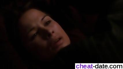 Rhona mitra anal fuck