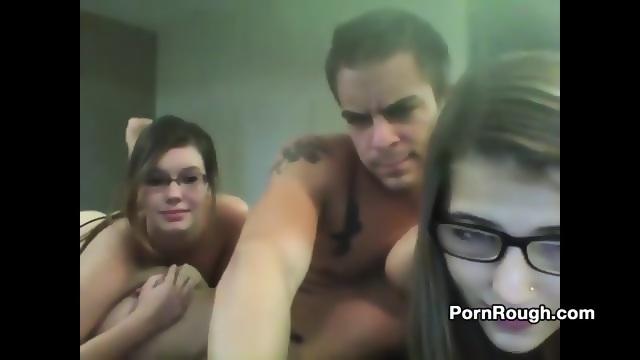 Amateur Ffm Anal Threesome