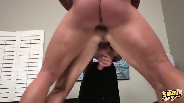 Barebacking twinks tate and jack anal fucking jocks