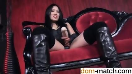 strapon mistress match