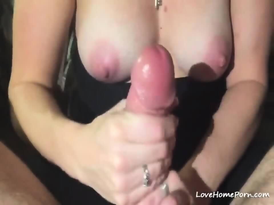 Big Throbbing Cock Cums
