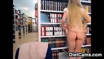 60 gilf masturbates like a ballerina - 2 6