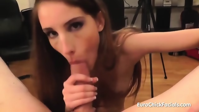 Wet pov blowjobs