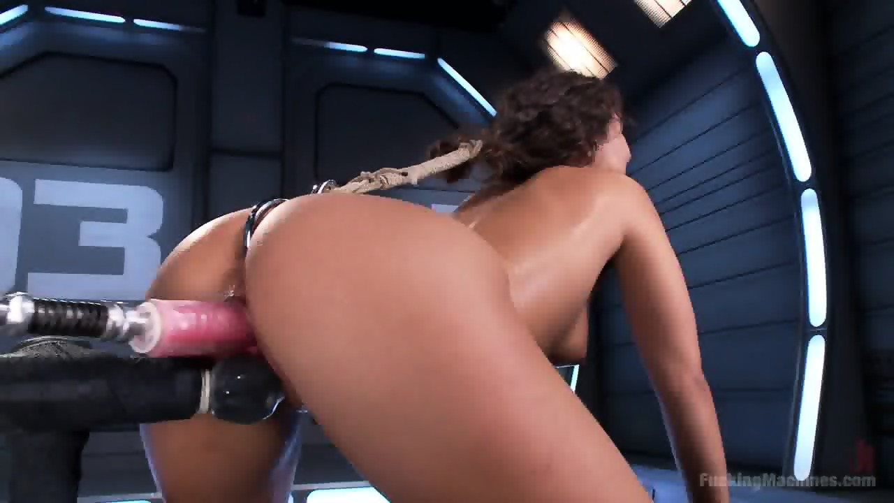 Abella danger gets fucked in the bus 8