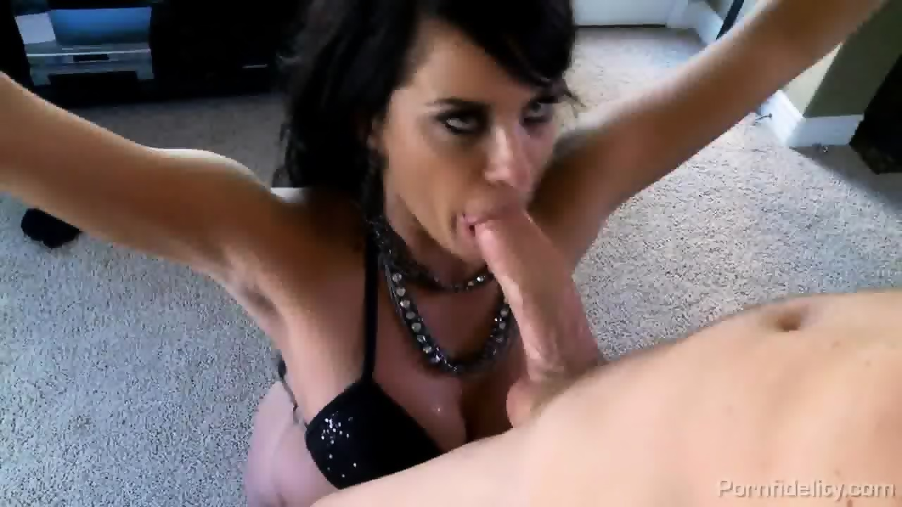 Girls pussy on trailer hitch