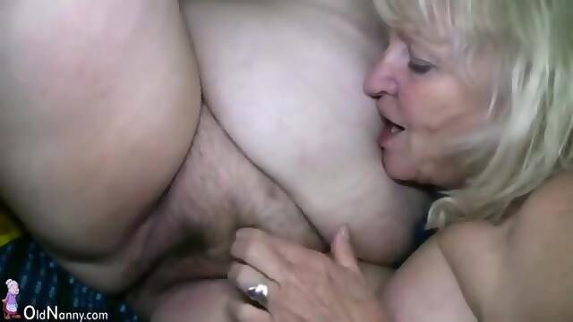 Bbw granny janice b