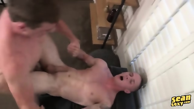 Naughty Noel Flipping Curtis Up Sucking Deep Throat